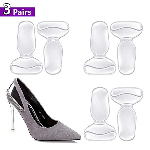 heel pads inserts grips Shoes Boots High Heels inserts for