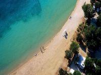 Es gibt in Kroatien viele Steinstrände. Sandstrände muss man explizit suchen