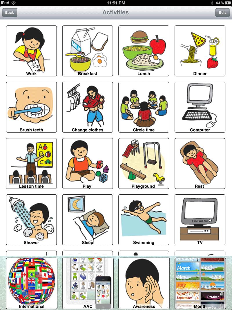 Hearty Spin Intl Aac Awareness Month Hjemmeundervisning Pligter Til Born Specialundervisning