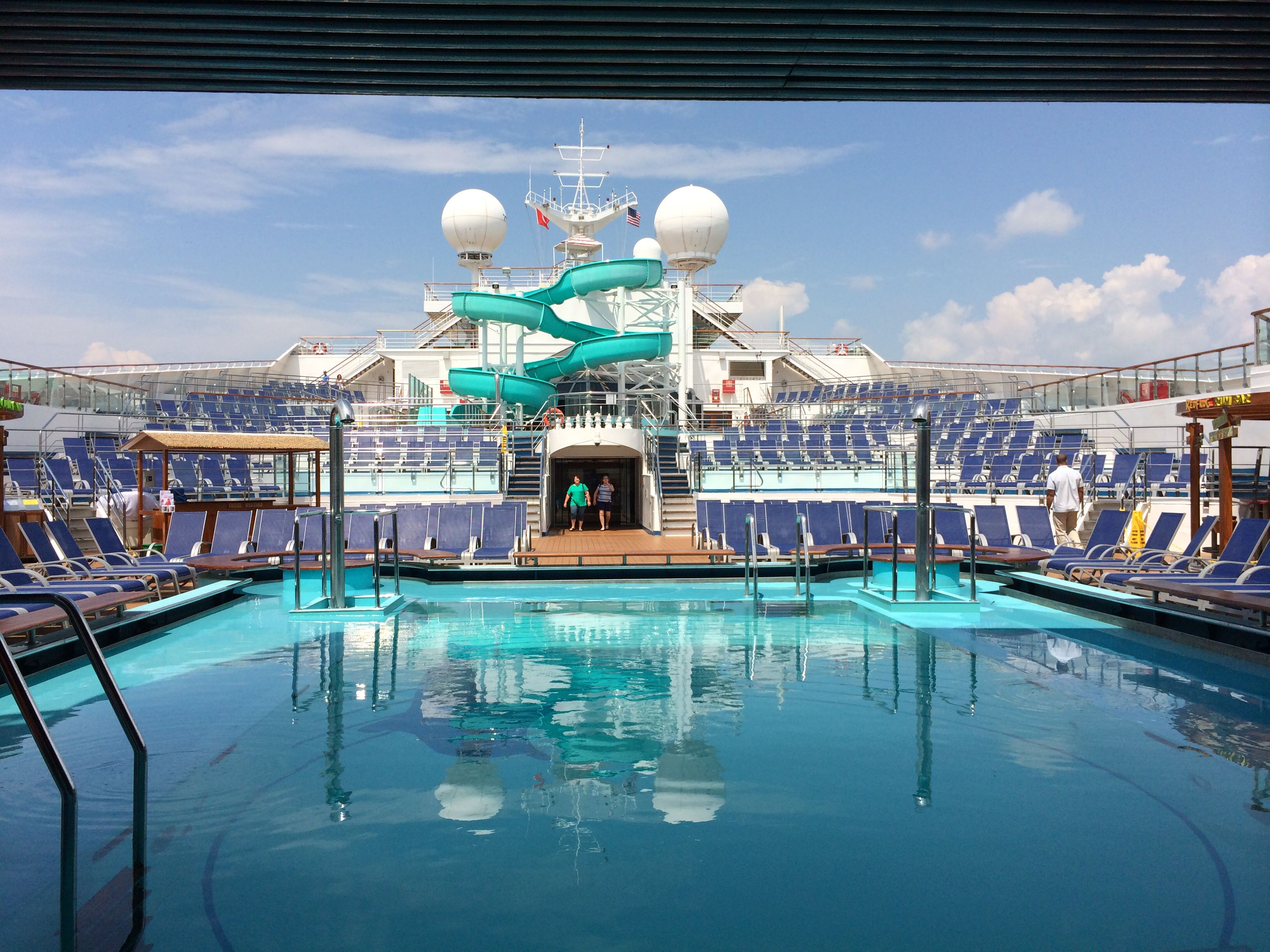 Carnival Triumph 5 Day Cruise To Progreso And Cozumel
