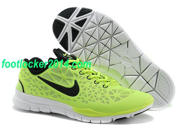 Mens Nike Free Run Tr Intègrent Des Chaussures De Course Noir