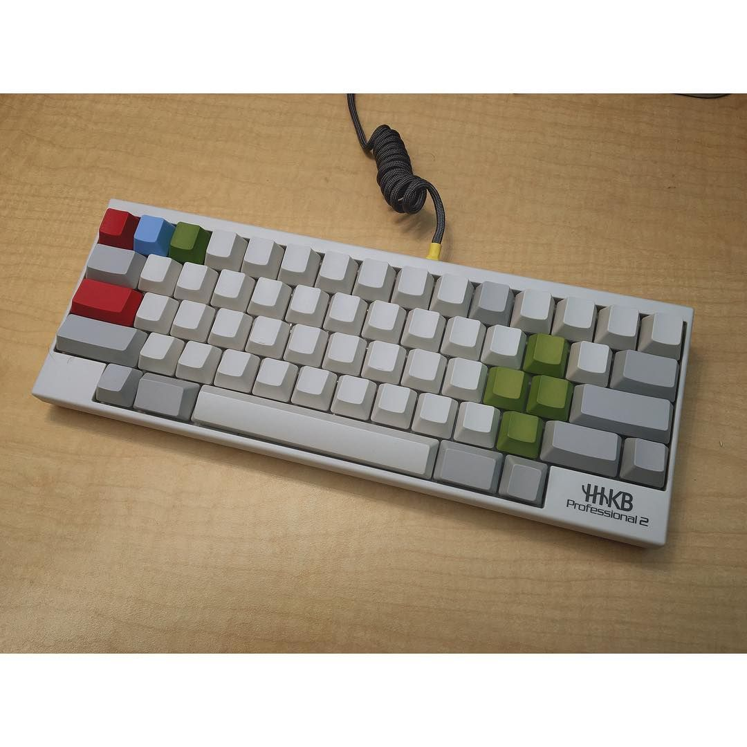 I Dyed Some Avocado Colored Keys Yum Mechanicalkeyboard Topre Hhkb Keyboard Keyboards Instagram Posts
