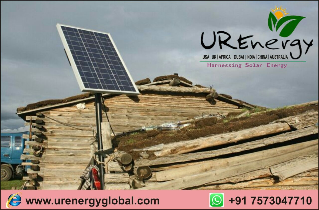 UR Energy is one of the best Solar Lighting manufacturers