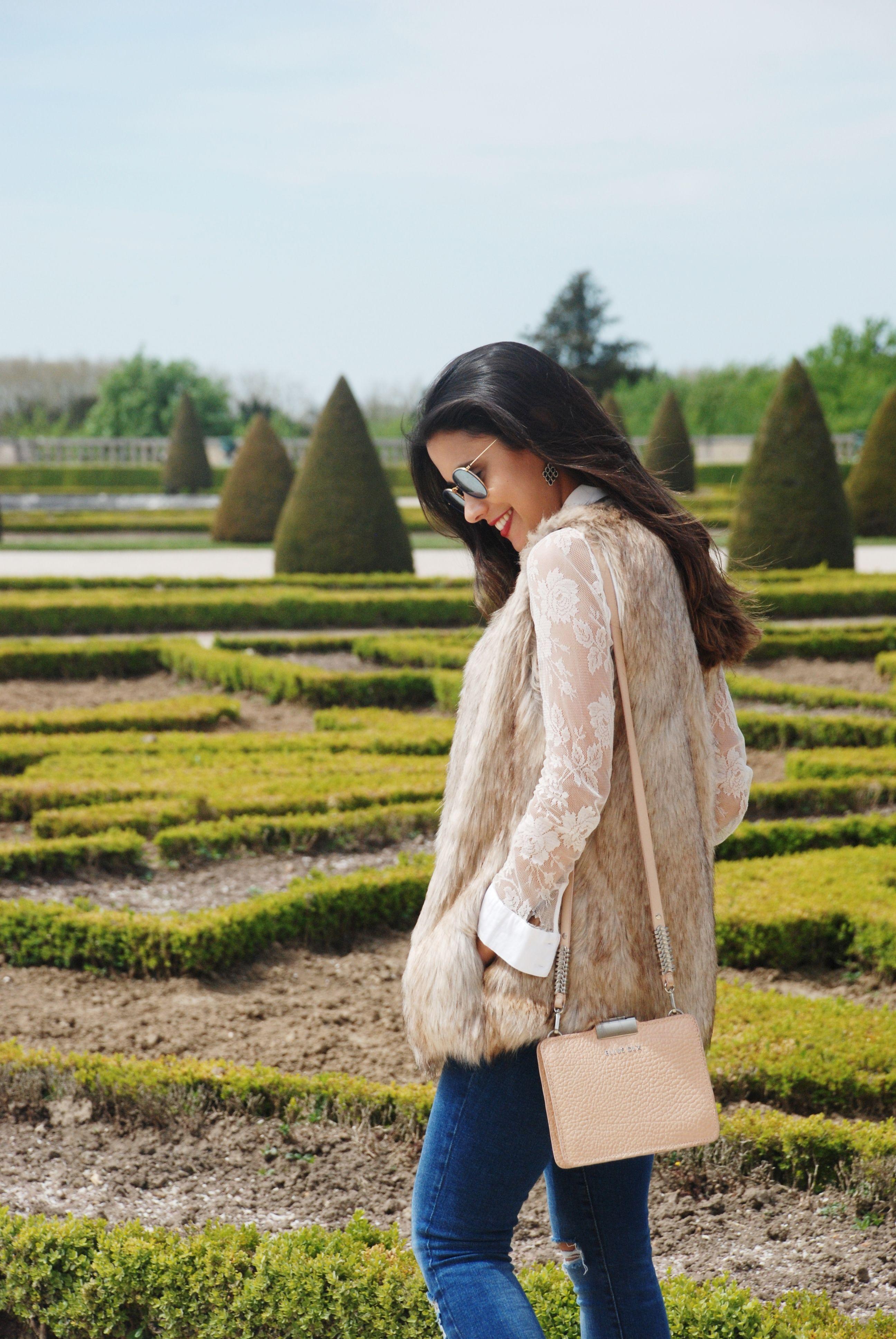 versalhes; look do dia; colete; fashion style; street style; palácio de vesalhes; jardim versalhes