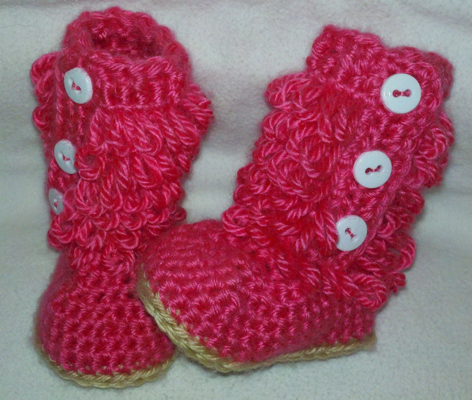 Crochetpatterncentral Crochet Pattern Central Free Shoe And