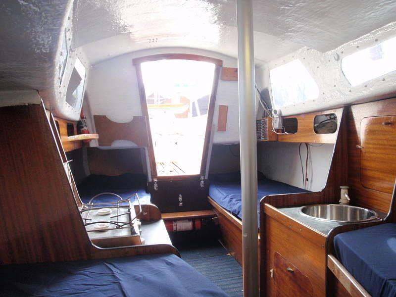 Bootsport Segelboot Junker 22