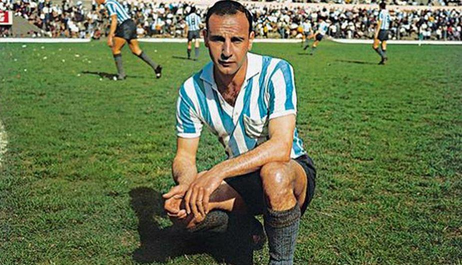 Humberto Mashio ganó la Copa como jugador en 1967.