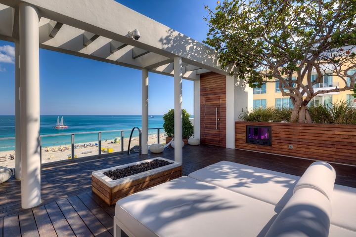 Ocean House PH702 (125 Ocean Drive  Miami Beach, FL 33139) | List price: $16,900,000
