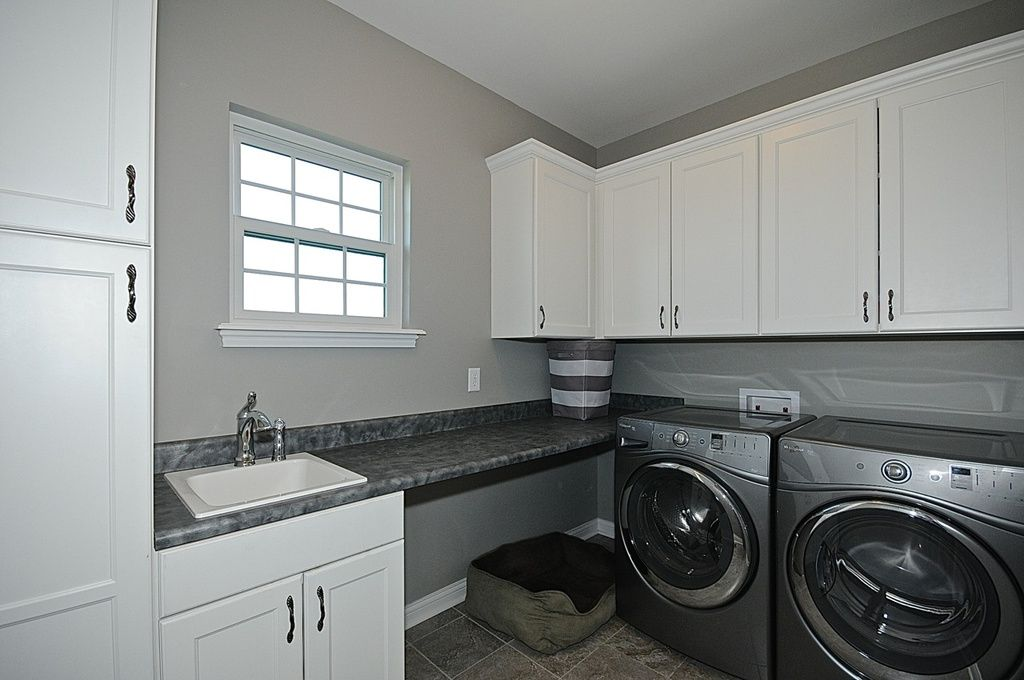 traditional laundry room with formica laminate 6280