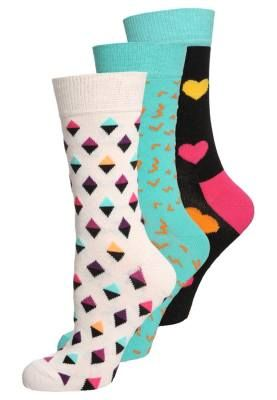 Happy Socks 3 Pack Calcetines Blue calcetines Socks Happy Calcetines Blue 3 Pack Noe.Moda