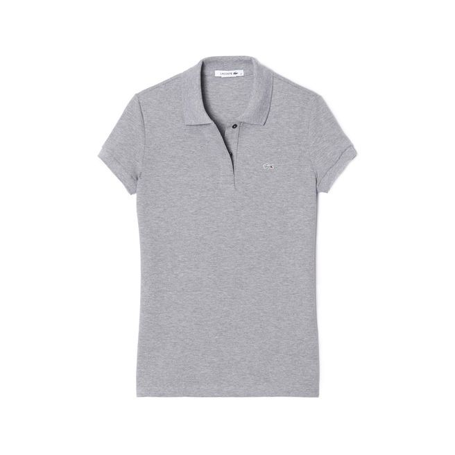 Short Sleeve Classic Fit Pique Polo