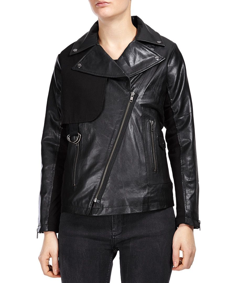 New Look Inspire Leather Look Biker Jacket These Aspects One Other Thing Which Plays An Important Role In The New Look Inspire Motorcycle Style Leather Jacket [ 1080 x 900 Pixel ]
