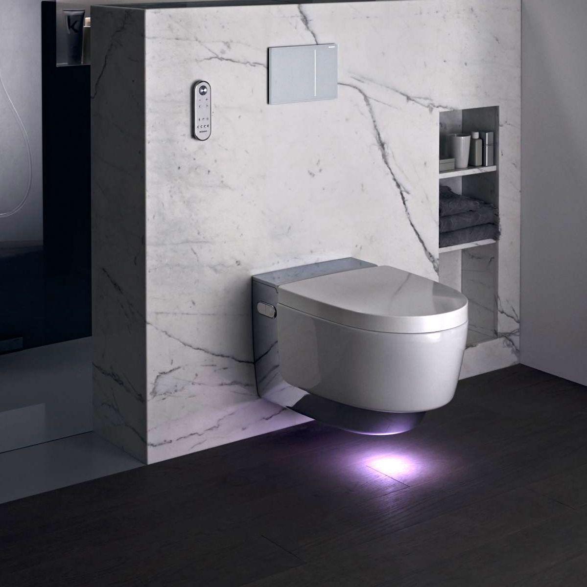 Geberit Aquaclean Mera Comfort Shower Toilet In 2020 Modern