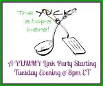 The Yuck Stops Here Foodie Linky is Live! Come on over and Link up your Foodie posts with us! #Linky