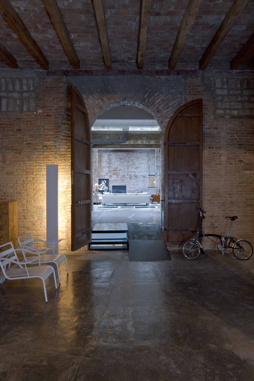 industrial warehouse loft | ... Press Converted into Loft → Loft ...