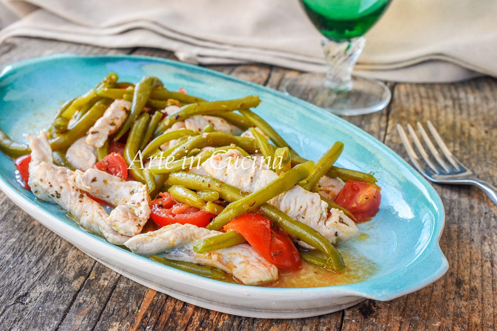 pranzo e cena a dieta leggera