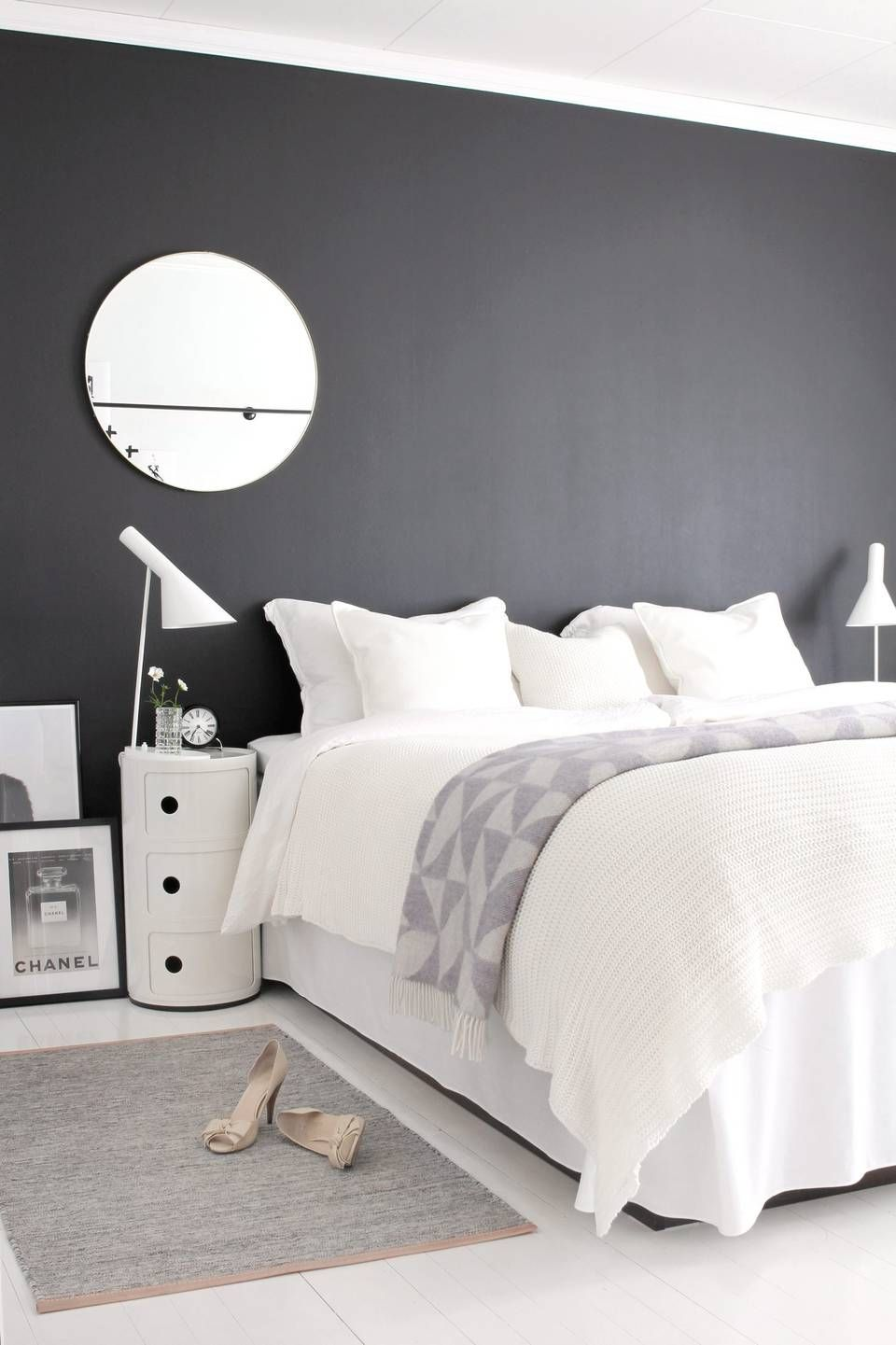 Scandinavian bedroom, bedrooms and belle on pinterest