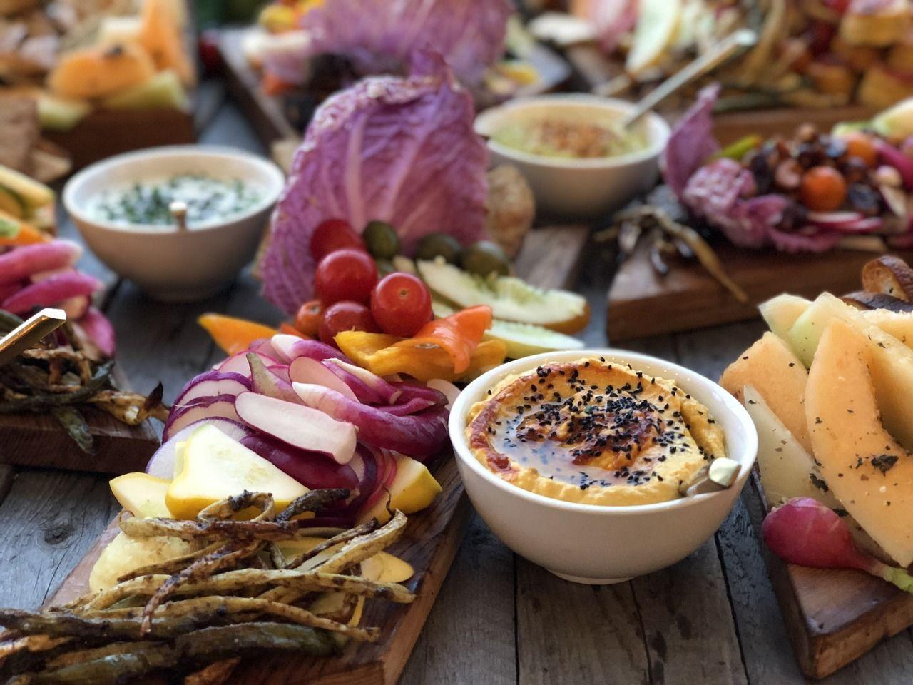Levante-Küche - Nahost Tradition wird zum Food Trend  Gesunde