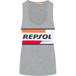 Gp-racing Repsol Damen Tank Top Grau S