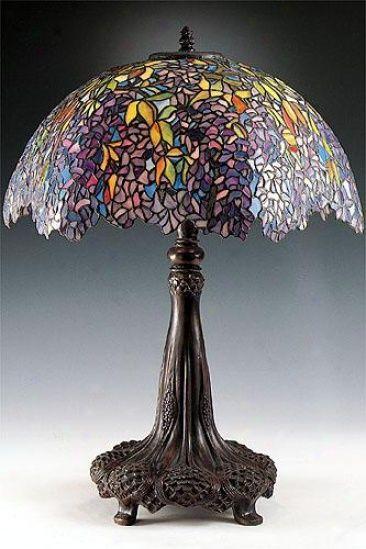 Tiffany style laburnum table lamp laburnum cottage pinterest tiffany style laburnum table lamp aloadofball Choice Image