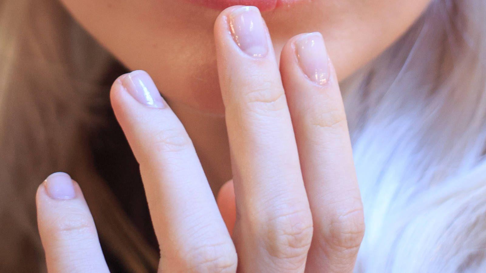 How To Shape Short Nails Correctly Short Nail Manicure Natural Nail Shapes Short Natural Nails