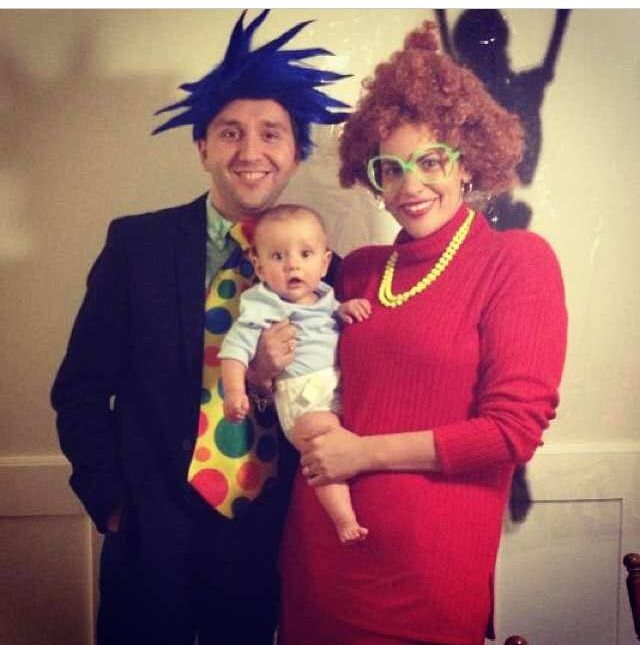 rugrats costume tommy pickles | Halloween ideas | Pinterest ...