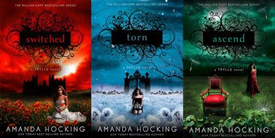 Amanda Hocking Torn Ebook