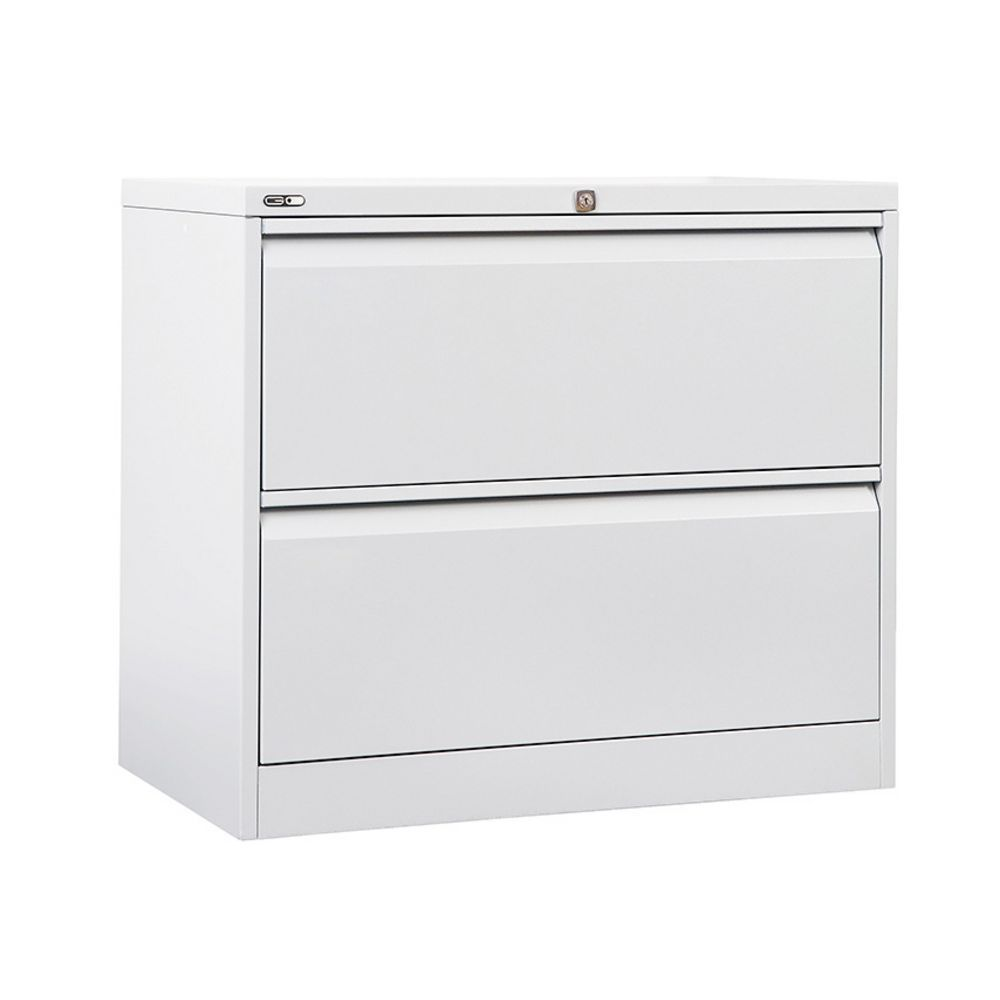 White Wood File Cabinet 2 Drawer Filing Cabinet Lateral File Cabinet Cabinet