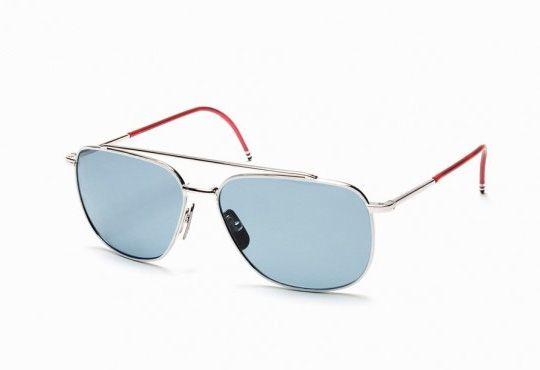 a859d521050b5 Dita x Thom Browne TB-100 Pilot Sunglasses