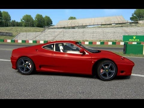 Ferrari 360 modena corsa