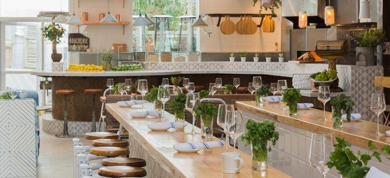 Alan Goldberg Contractors : Custom Restaurant Buildout – Venice, CA