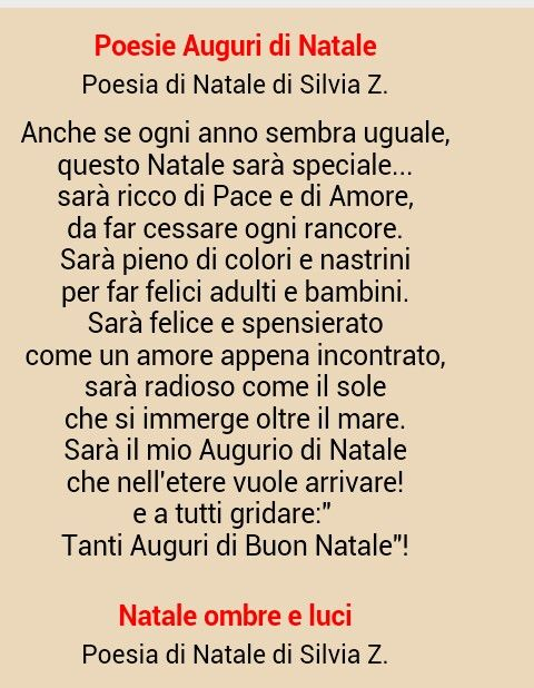 Favorito Pin by Tatiana Giorgi on Natale poesie | Pinterest ZP74