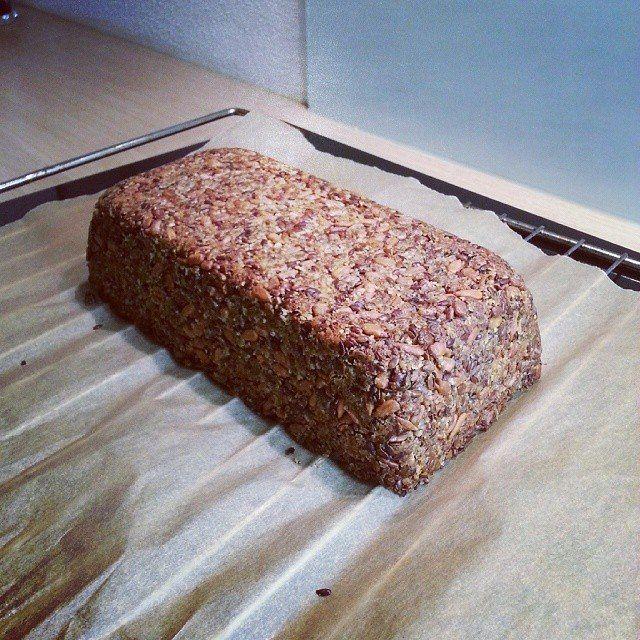 Brot mit Flohsamen - HANDMADE Kultur