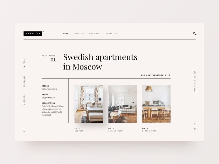 Typography UI — Project 78