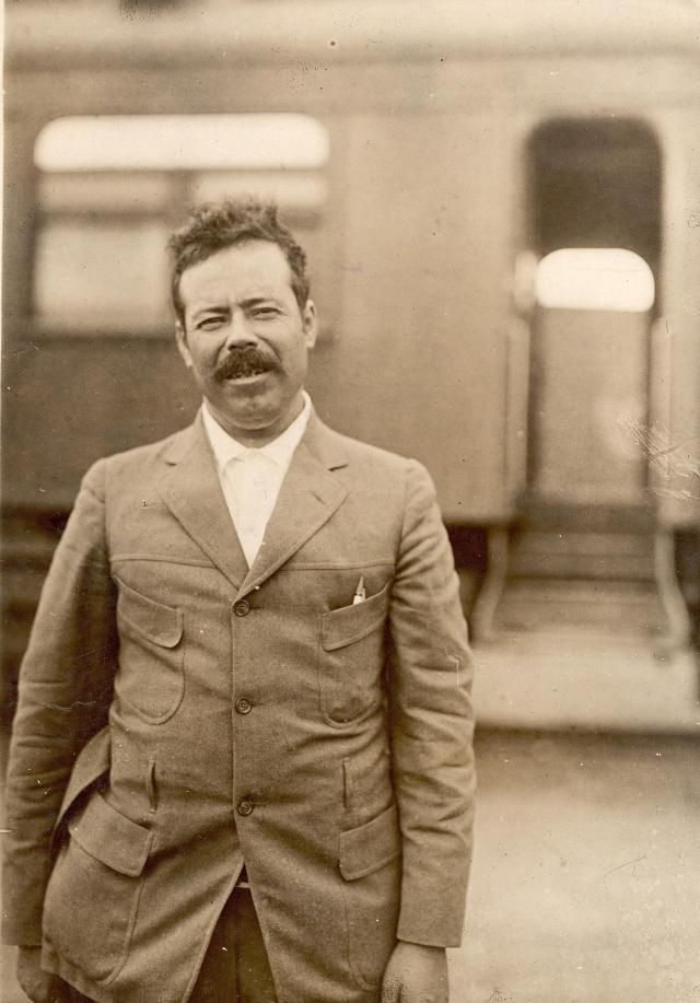 from peasant to revolutionary the life of pancho villa