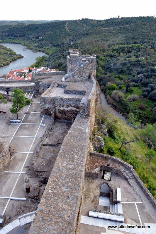 Medieval Mértola: an Unspoilt Gem Awaits in the Alentejo Natural park Beautiful castles Day