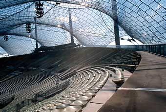 El Estadio Olímpico de Munich