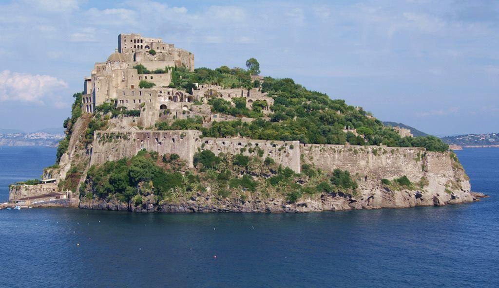Il Castello Aragonese (Ischia)