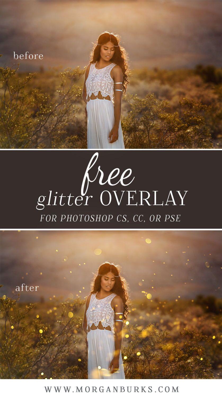 Glitter Overlay Photoshop Free : glitter, overlay, photoshop, Glitter, Overlay, Photoshop, Morgan, Burks, Photoshop,, Overlays,, Photo, Editing