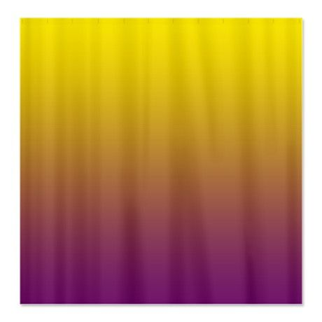 purple and yellow shower curtain. Shades of Purple and Yellow Shower Curtain  shower
