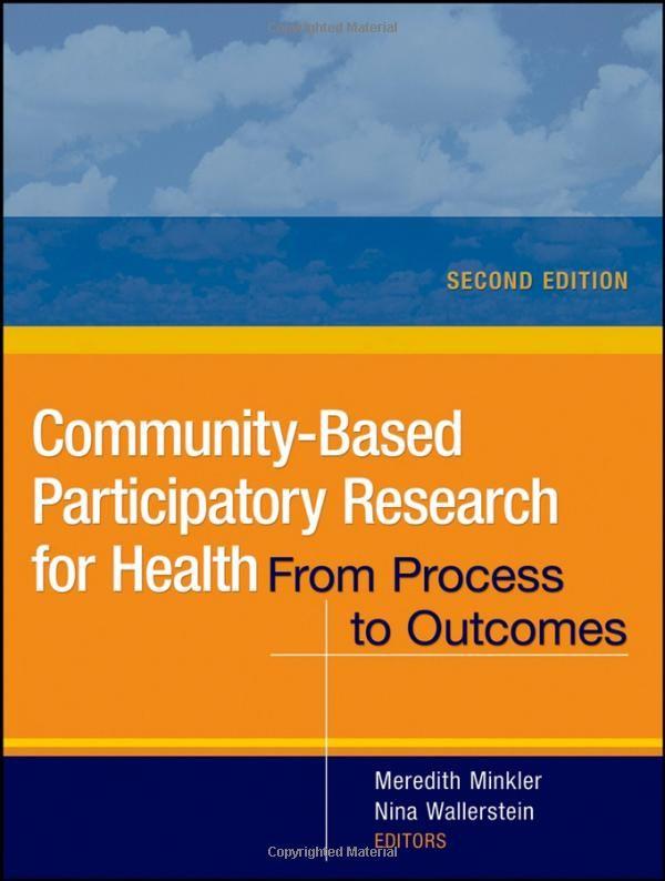 Robot Check Health Science Book Community Health
