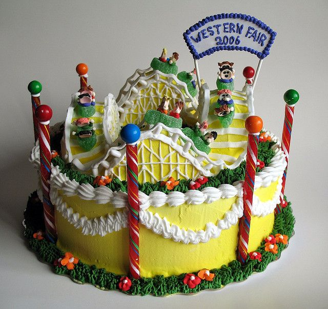 Roller Coaster Cakes Roller Coaster Cake Flickr Photo Sharing Roller Coaster Cake Cake Decorating Courses Cake