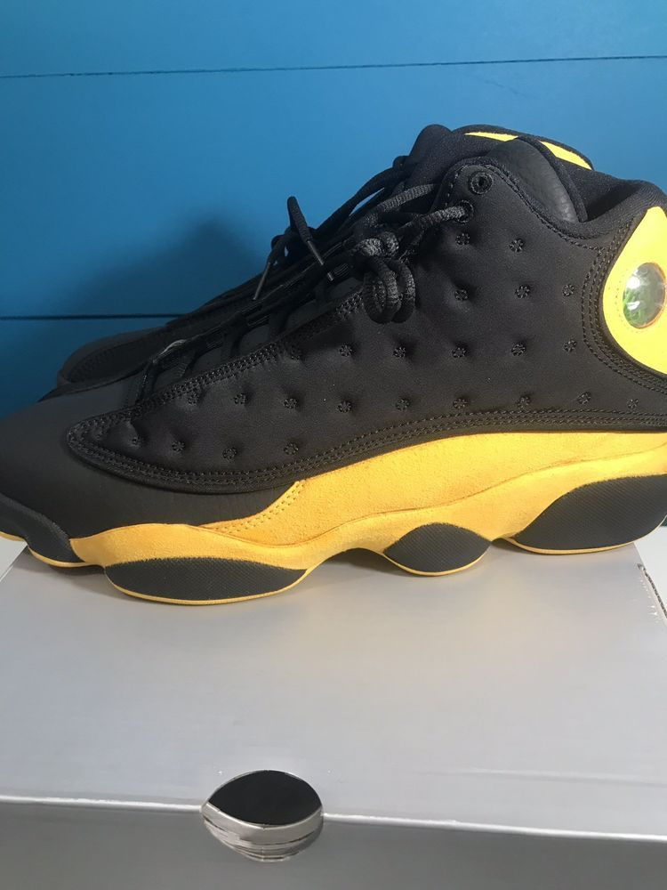 on sale 725c2 eee62 Rare 2018 Air Jordan 13 XIII Melo Class of 2002 Size 10 B ...