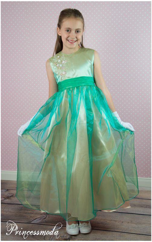 ARIELLE - Elegantes Festkleid für kleine Damen ...