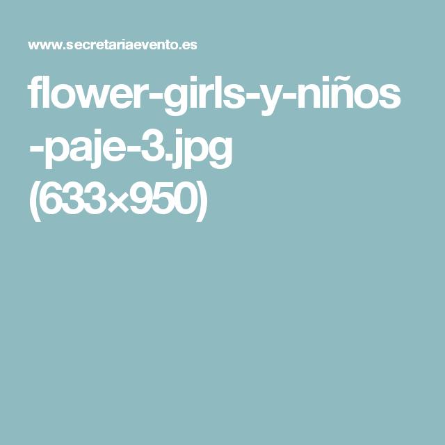 flower-girls-y-niños-paje-3.jpg (633×950)