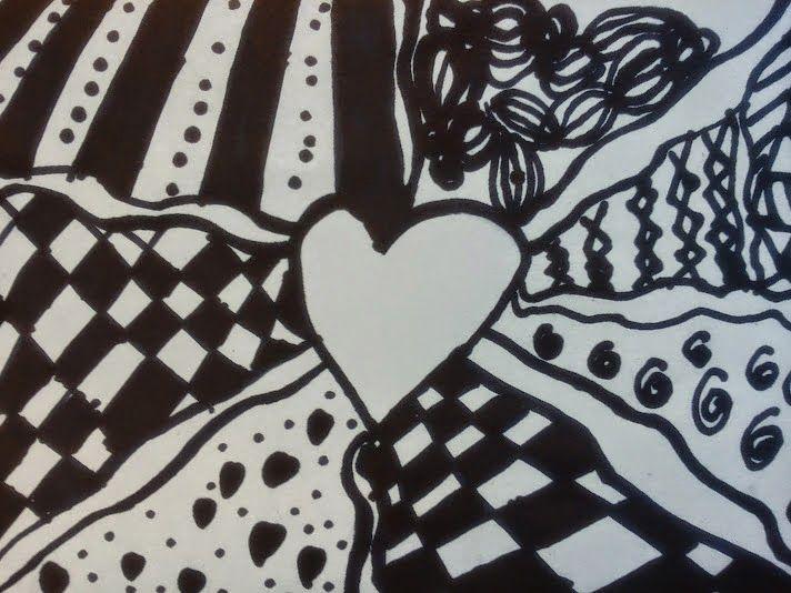 Bidt af billedkunst!: Doodlende vikar igen igen :-)