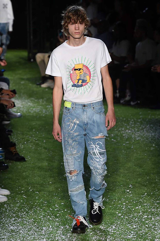 Off White SpringSummer 2019 Menswear