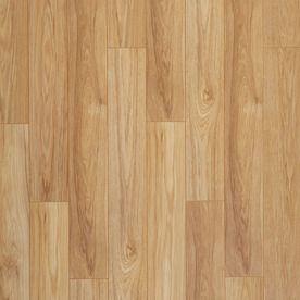 allen roth w x l golden embossed wood plank laminate flooring