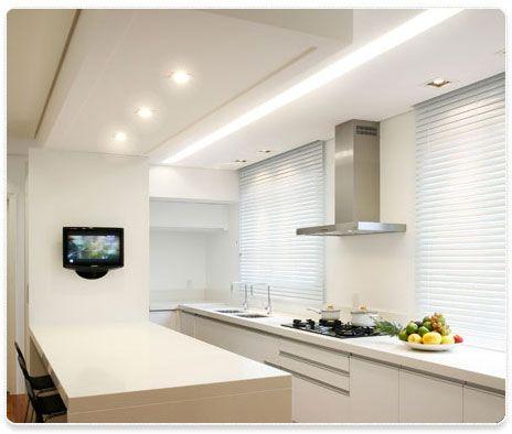 Ilumina o de ambientes lumin rias barras de cocina - Luminarias para cocina ...