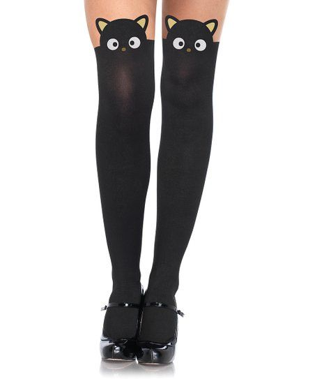 2ac6d1b0b Chococat Sanrio Merchandise Halloween Costume for women. Check out these  super cute Sanrio Chococat Halloween Tights!    Click now to buy in time  for ...